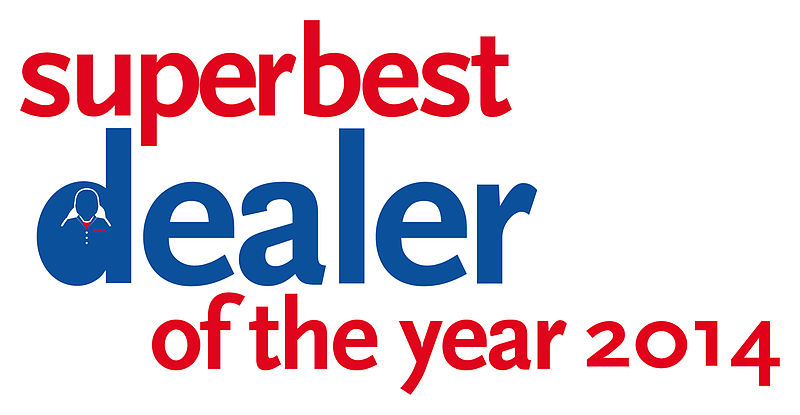 Superbest dealer of the year 2014